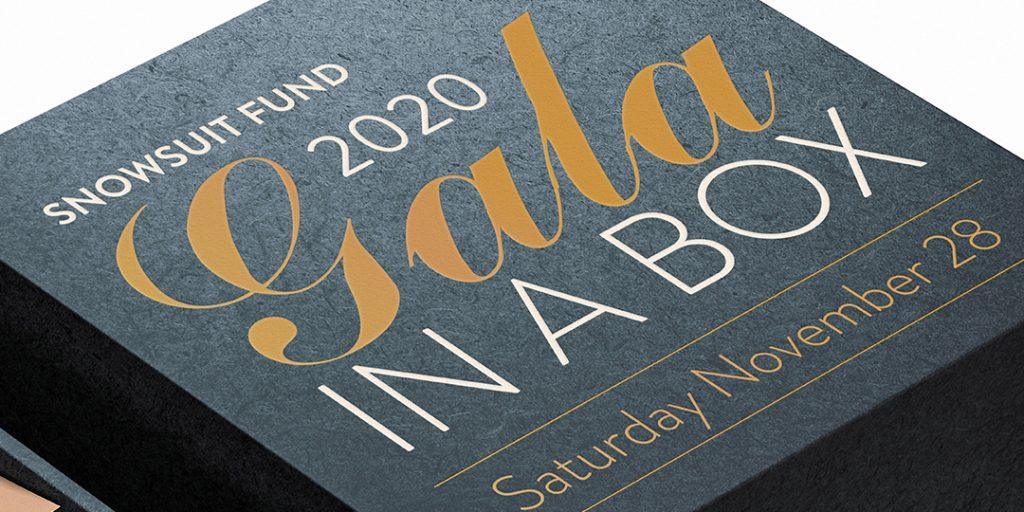 2020 Gala in a Box